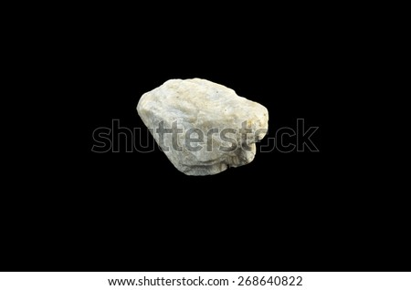 mineral feldspar - stock photo