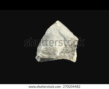 mineral Marl - stock photo
