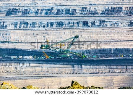 Mining - stock photo