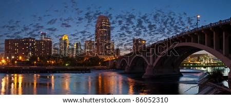 Minneapolis - stock photo