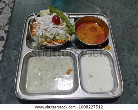 Misal The snacks of india