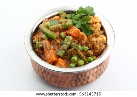 Mix vegetable curry indian recipe mixed stock photo 100 legal mix vegetable curry indian recipe mixed veg containing carrots potato green peas and beans forumfinder Image collections