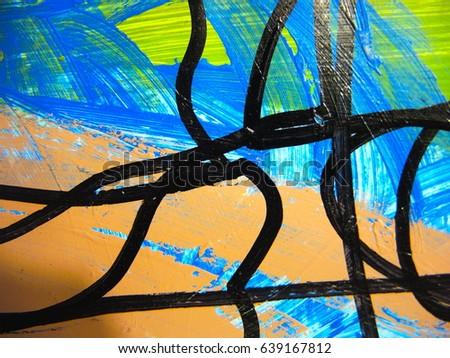 Line Art Media Design : Abstract social media background digital connect system vector