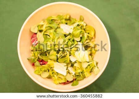 mixed vegetables in a bowl