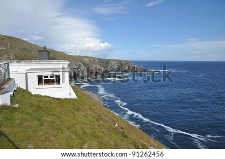 Mizen Head, West Cork,Ireland - stock photo