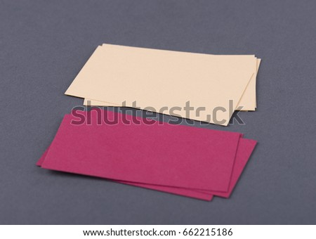 Natural fiber paper business cards image collections card design red envelope made natural fiber paper stock photo 614846717 mock up of red business cards fan reheart Images