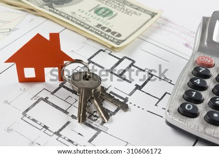 Apartment for rent stock images royalty free images for Apartment building cost calculator