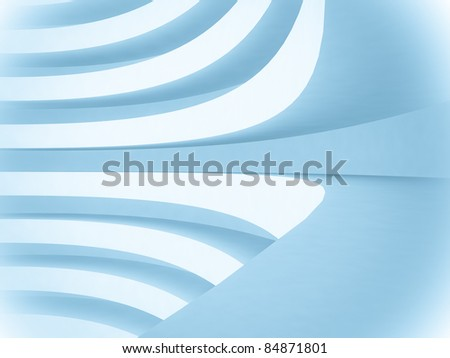 Modern Abstract Architecture Background