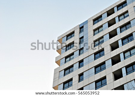 Modern Apartment Building Part 79