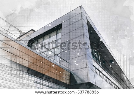 Modern Architecture Backgrounds architecture stock images, royalty-free images & vectors