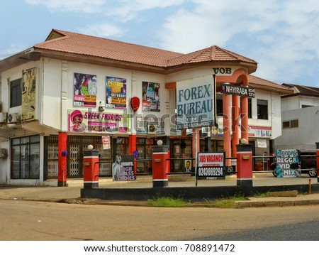 Forex bureau in accra mall