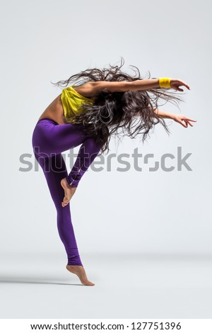 Contemporary Dance Stock Photos, Images, & Pictures ...