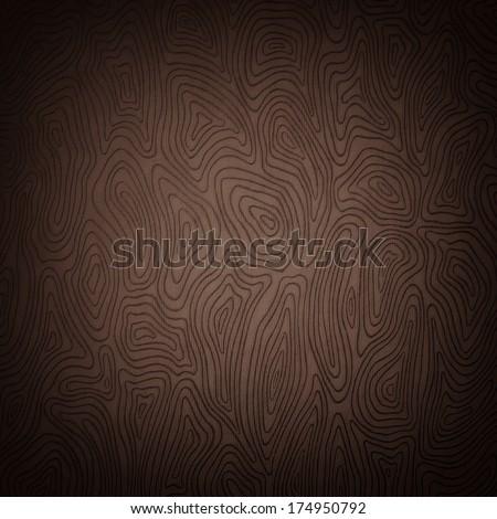 Modern dark abstract background - stock photo