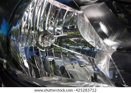 Dipped Beam Symbol >> Dipped Beam Headlights Stock Images, Royalty-Free Images & Vectors | Shutterstock
