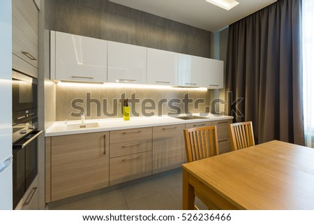 Kitchen Cabinets Stock Images RoyaltyFree Images Vectors