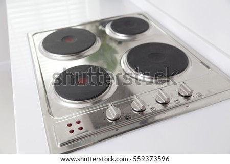 Modern Kitchen Stove kitchen stove stock images, royalty-free images & vectors