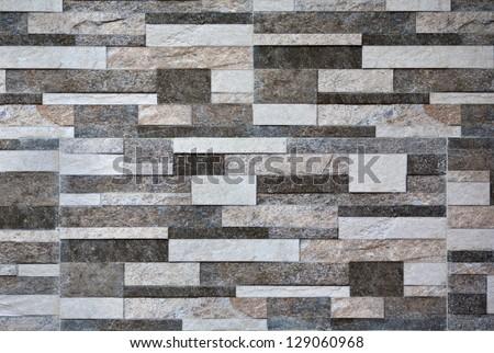 Modern Stone Wall Texture