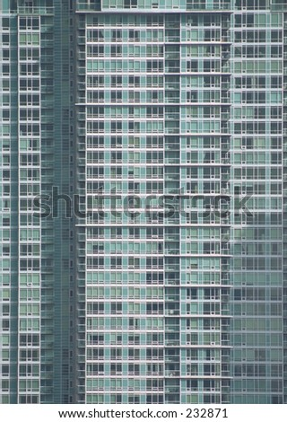 Modern skyscraper. - stock photo