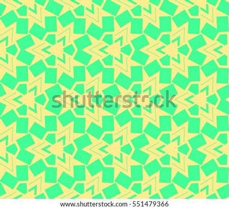 Modern stylish texture.Stylish background with fancy elements. Raster copy seamless pattern.