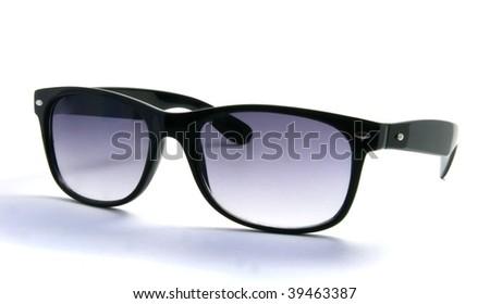 Modern sunglasses - stock photo