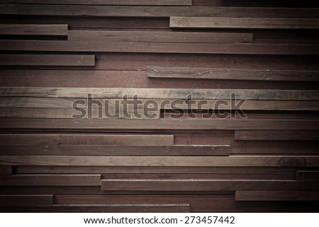 modern wood texture pattern, black and white Textured background - stock photo