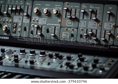 synthesizer stock images royalty free images vectors shutterstock. Black Bedroom Furniture Sets. Home Design Ideas
