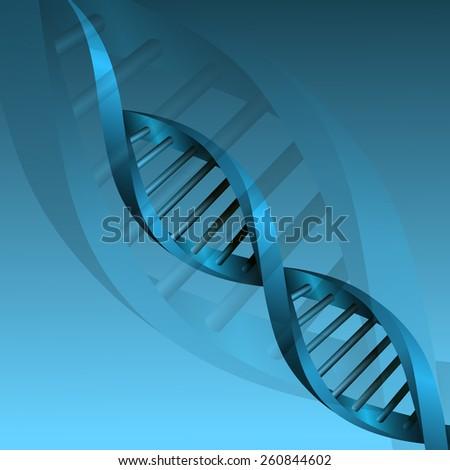 Molecule background. JPEG version - stock photo