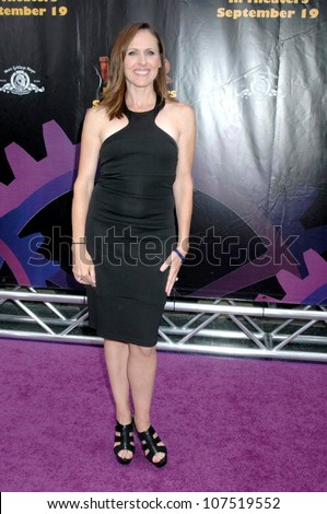 Molly Shannon  at the Los Angeles Premiere of 'Igor'. Graumans Chinese Theatre, Hollywood, CA. 09-13-08
