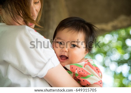 moms babies stock photo royalty free 649315705 shutterstock