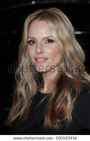 "Monet Mazur at the ""This Means War"" Los Angeles Premiere, Chinese Theater, Hollywood, CA 02-09-12"