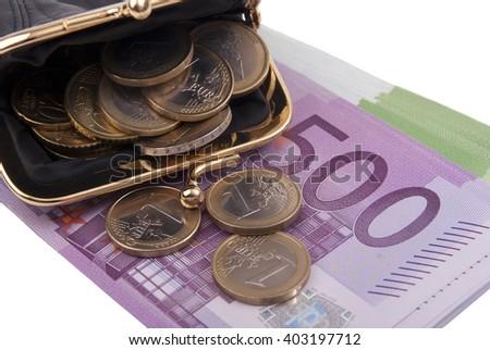 Money - stock photo