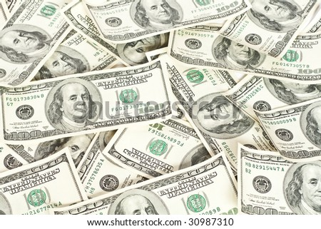 money background from dollars usa. financial concept