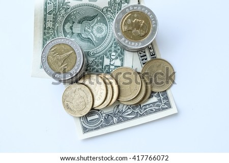 money exchange and financial
