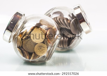 money for investment - stock photo