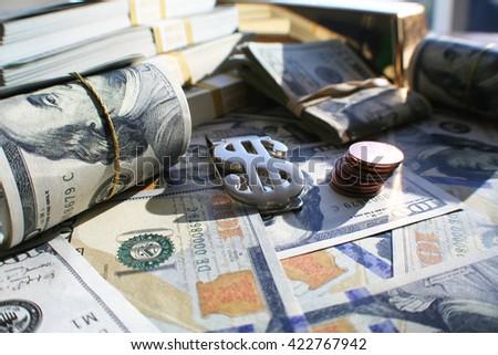 Money Icon Stock Photo High Quality  - stock photo