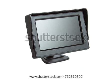 monitor for car