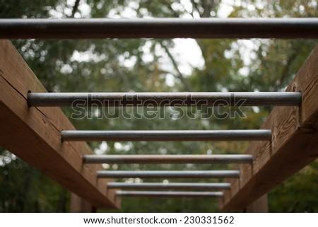 Monkey Bars - stock photo