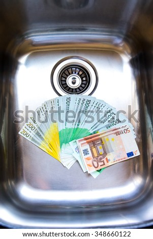 Monkey business - stock photo