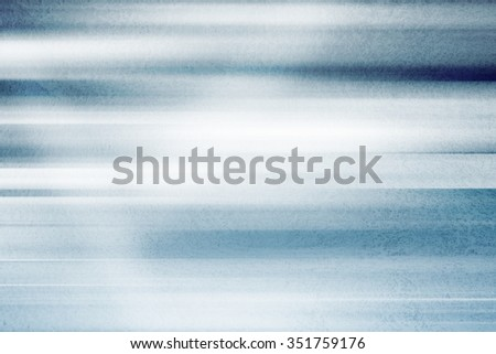 monochrome abstract background blur motion line with gradient color and grunge texture - stock photo