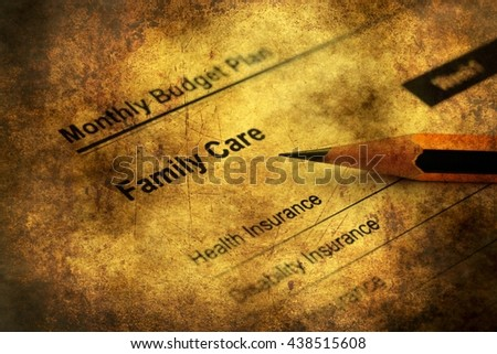 monthly budget plan grunge concept stock photo royalty free