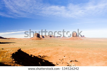 Monument Valley National Park, Utah-Arizona, USA