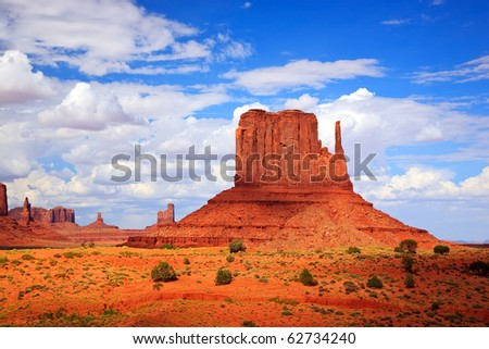 Monument Valley West Thumb