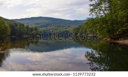 stock-photo-morske-oko-lake-slovakia-als