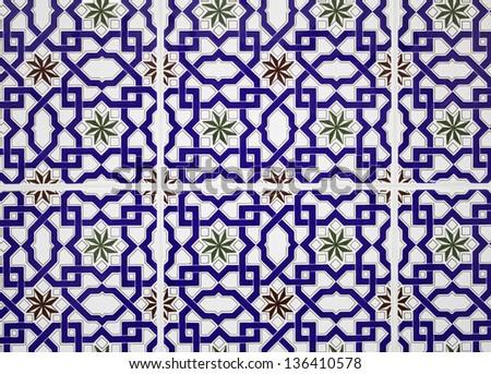Mosaic Home Interior Art Deco Tile Stock Photo Edit Now - Art deco mosaic tile patterns