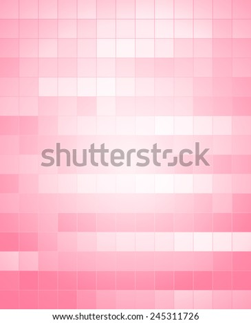 Mosaic tile - stock photo