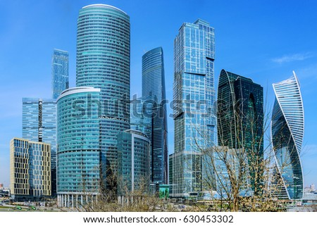Moscow Business City
