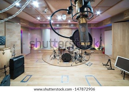 Swell Recording Studio Stock Images Royalty Free Images Vectors Largest Home Design Picture Inspirations Pitcheantrous