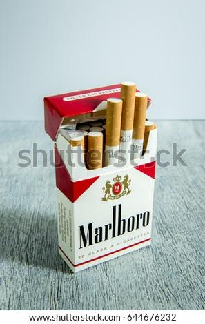 Menthol cigarettes Marlboro filters UK