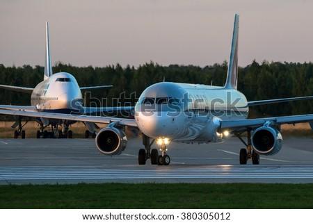 Qatar Airways Stock Images, Royalty-Free Images & Vectors ...  Qatar Airways S...