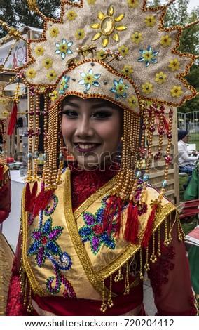 Индонезийка1